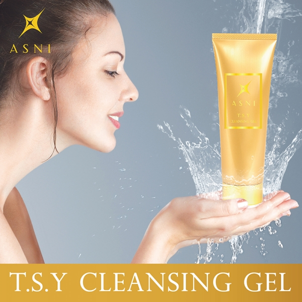 ASNI Vitalizing Cleansing Foam